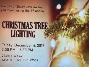 120619 Holiday Celebration and Tree Lighting!