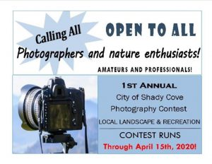 City Photography Contest!