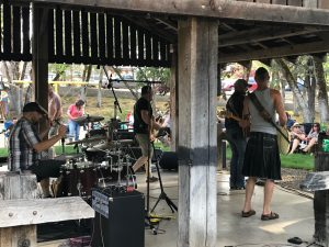 FOGLINE Rocked the House! Music in the Park kicks off Summer Season!