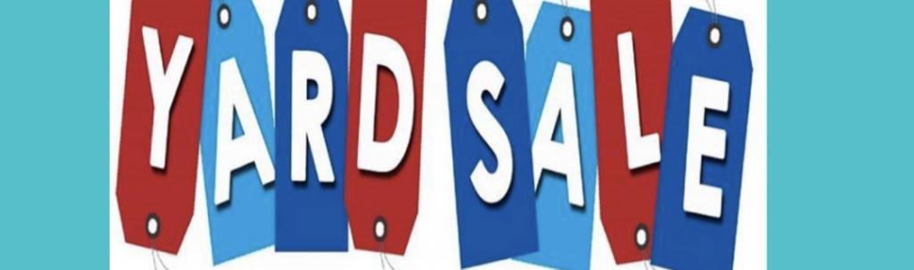 FD$ Support Group Yard Sale