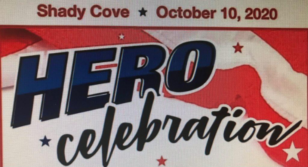 HERO CELEBRATION, Saturday, October 10