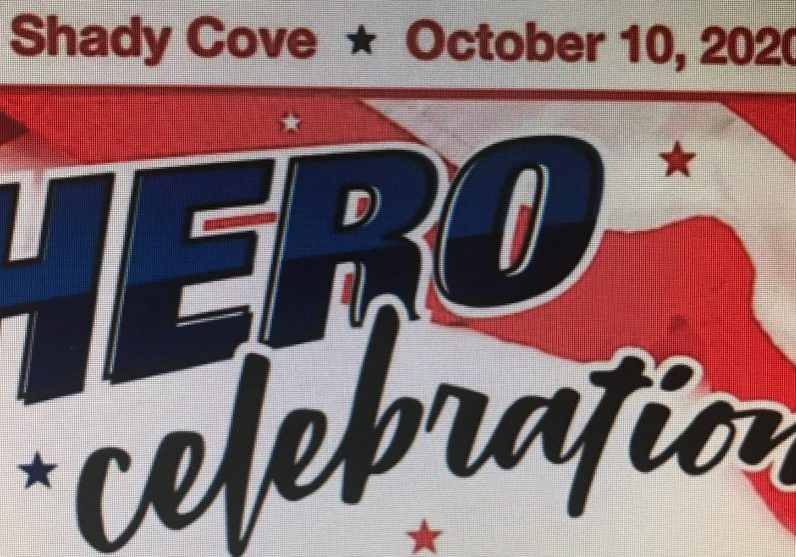 HERO CELEBRATION, Saturday, October 10
